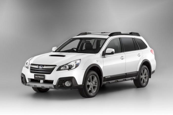 2014 Subaru Outback для Австралии