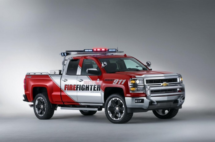 Silverado Volunteer Firefighter