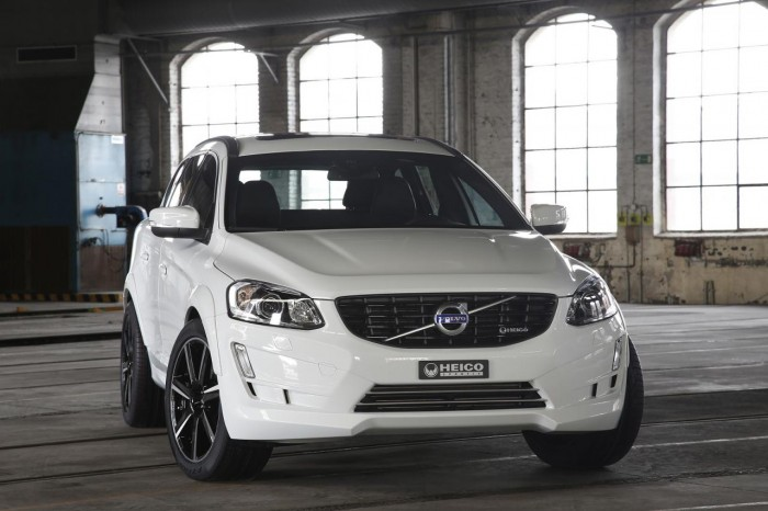 Volvo XC60 от Heico Sportiv