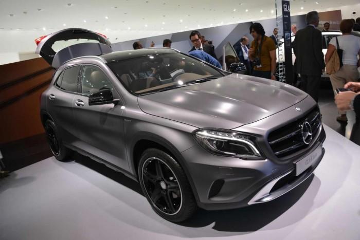 2014 Mercedes GLA