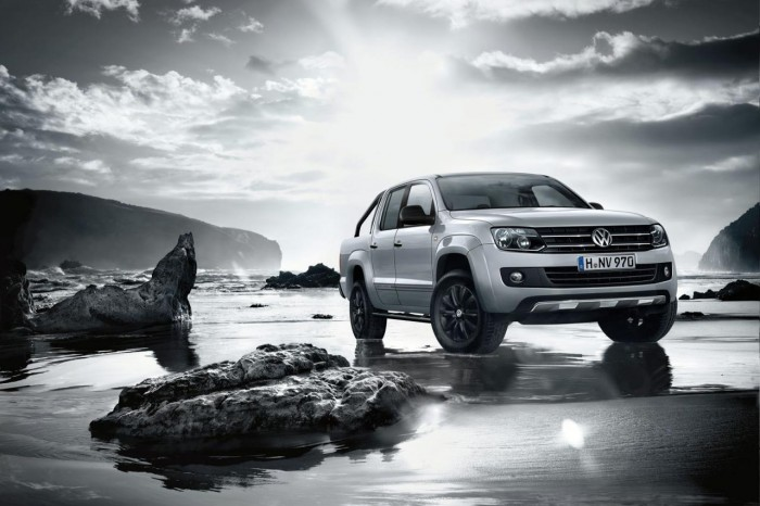 Volkswagen Amarok Dark Label Edition