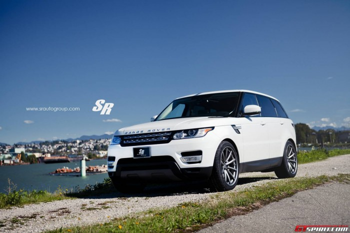 2014 Range Rover Sport от SR Auto
