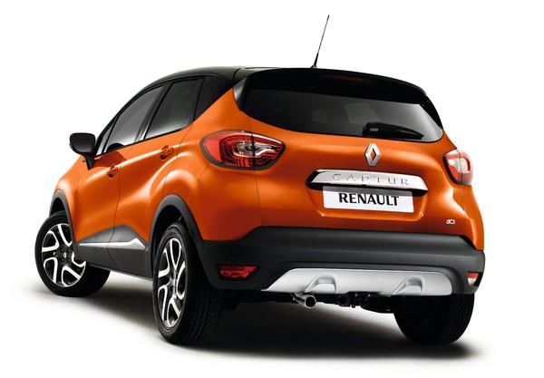 Renault Captur Arizona Limited Edition
