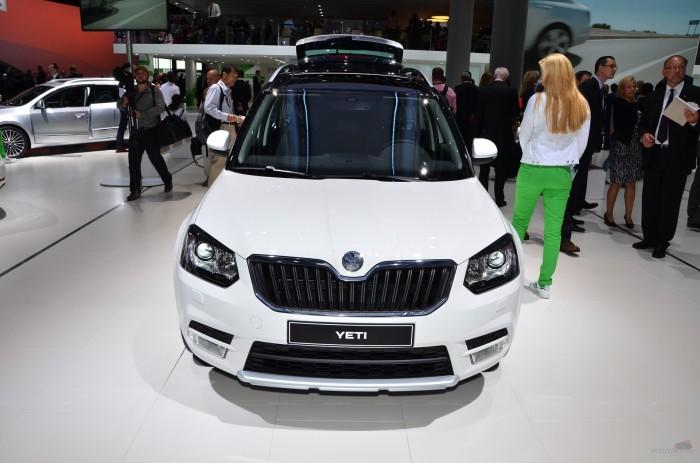 Yeti в новой версии 2014 модельного года