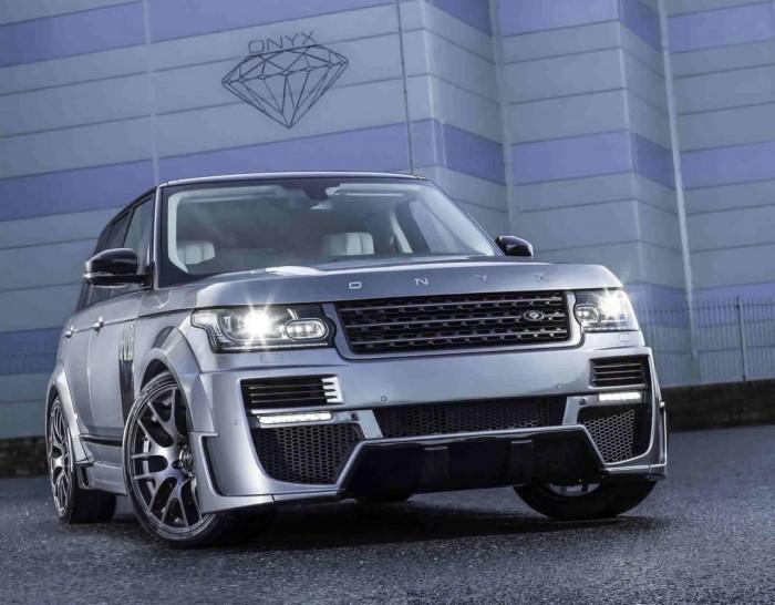 2013 Range Rover в тюнинге
