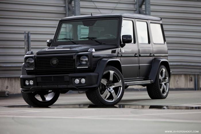?????? Mercedes-Benz G-Class (W463)