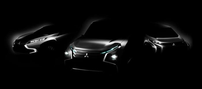 Концепты Mitsubishi