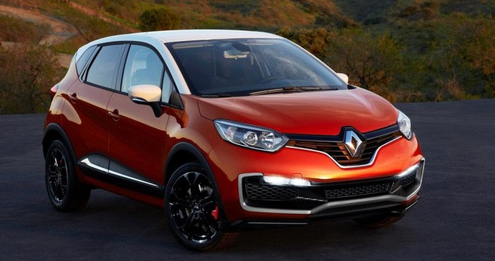 Renault Captur RS
