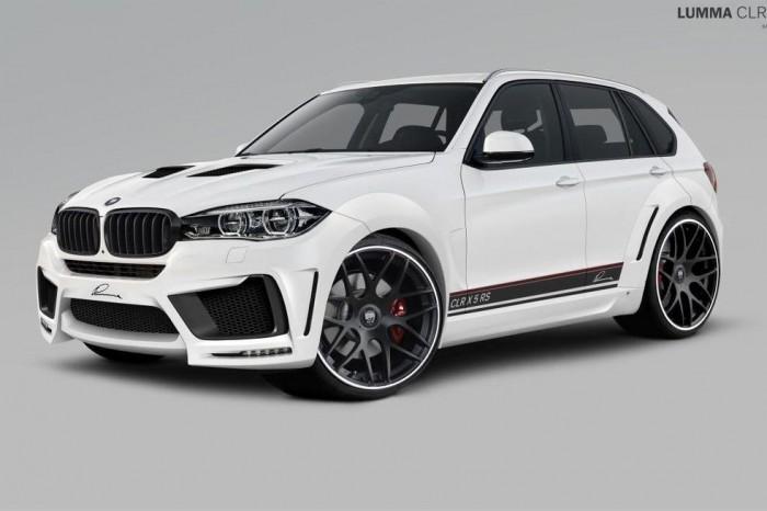 BMW Lumma Design X5