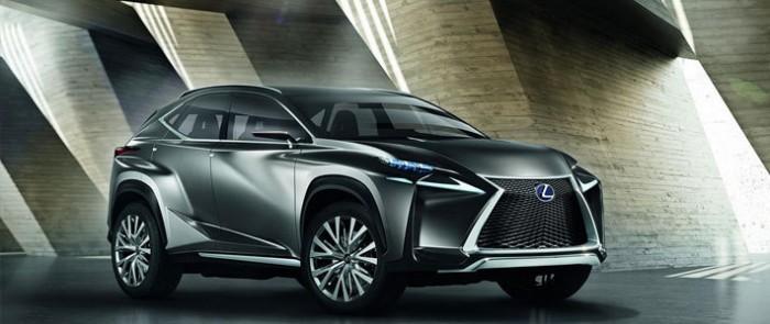 Lexus LF-NX ???????