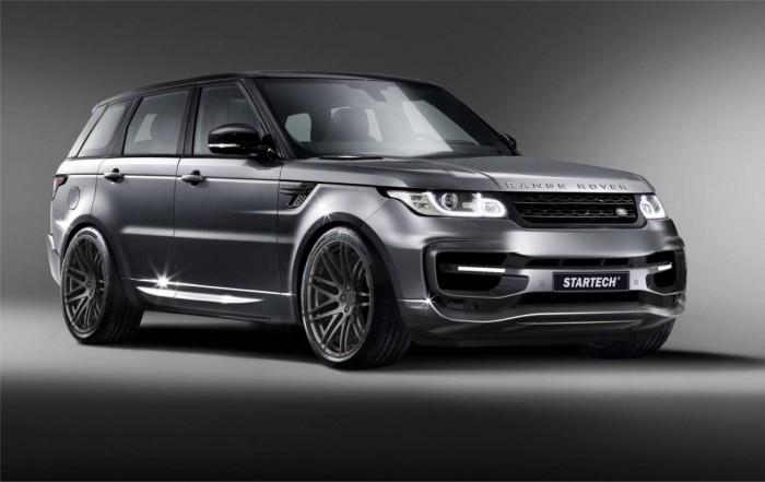 2014 Range Rover Sport от Startech