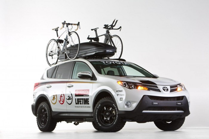 LifeTime Fitness RAV4