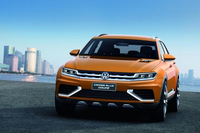 Volkswagen CrossBlue Concep