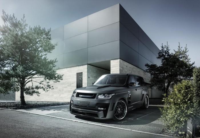 Hamann  Mystere  Range Rover