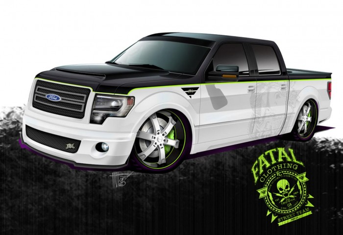 Ford F-150 Fatal Clothing