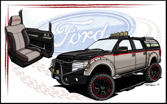 Ford F-150 Outdoor Adventure