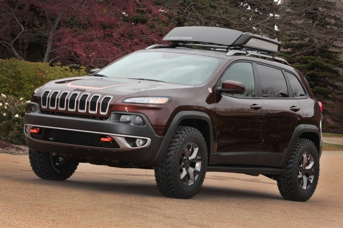 Mopar Jeep Cherokee