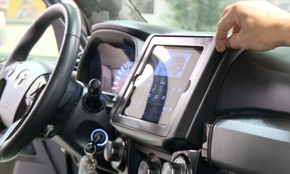 Toyota 4Runner панель приборов