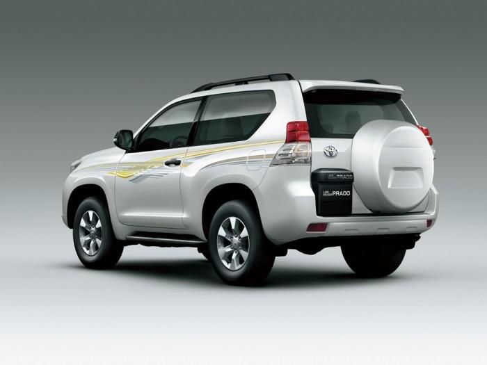 Новая Toyota Land Cruiser Prado