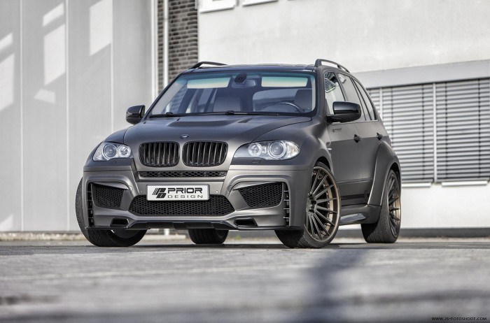 Prior Design BMW X5