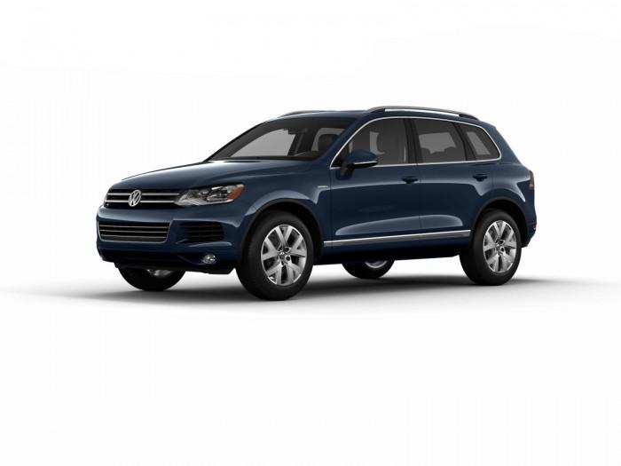 Volkswagen Touareg X
