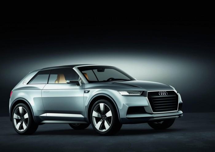 Кроссовер Audi