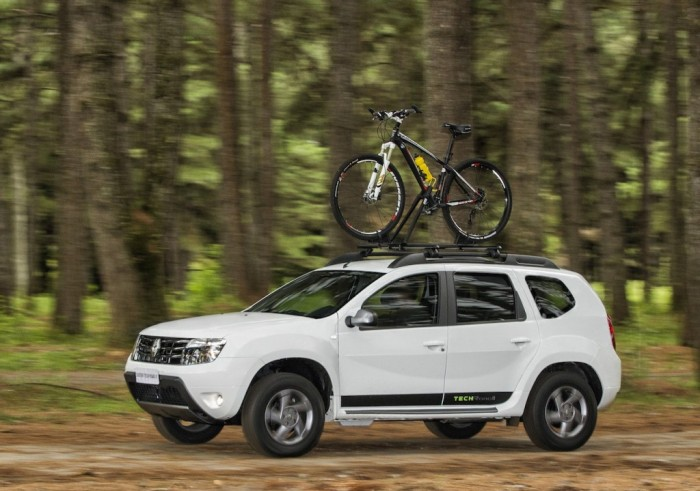 Renault Duster Road Tech II Edition