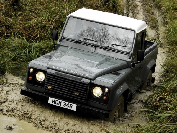 Land Rover Defender ?????