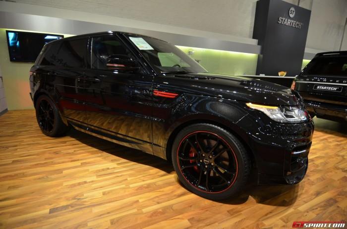 Range Rover Sport ?? Startech