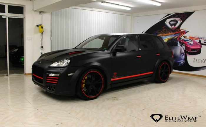 Porsche Cayenne ?? Techart