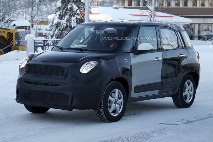 Мул Jeep Jeepster/Fiat 500X