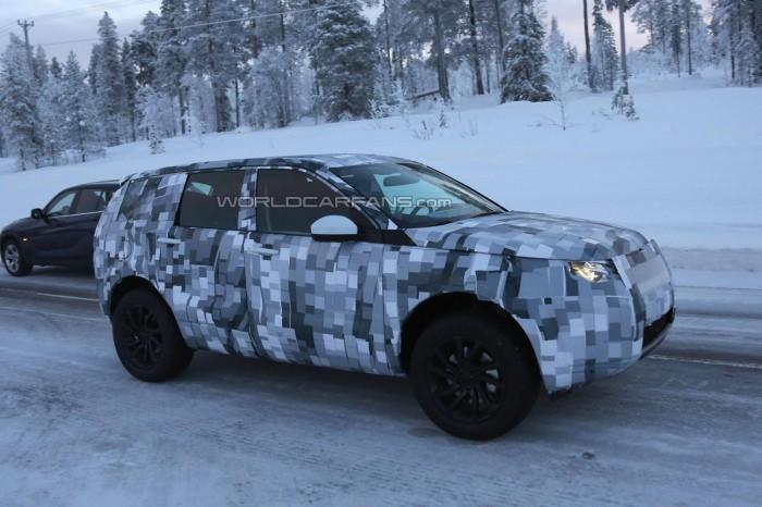 2015 Land Rover Freelander