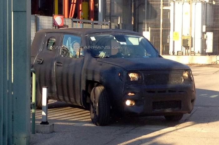 Кроссовер  Jeep