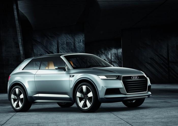 ??????? Audi Crosslane Coupe