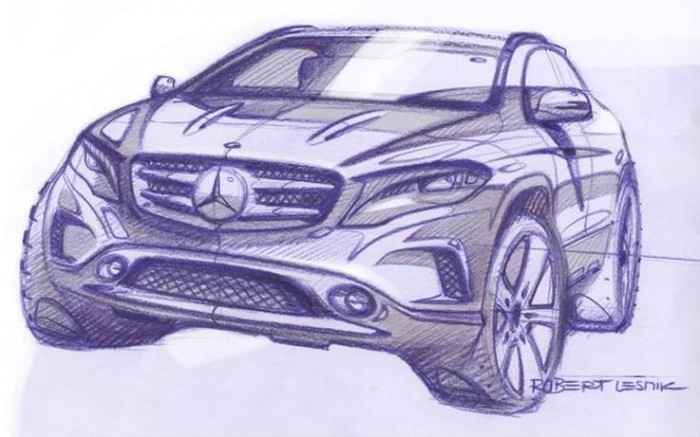 ????? 2014 Mercedes-Benz GLA
