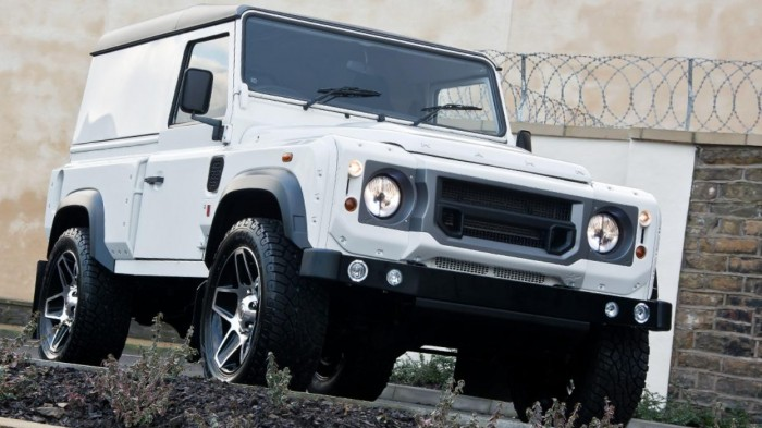 ??????  Land Rover Defender
