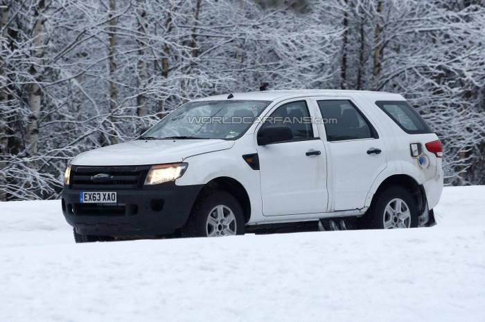 ???? ???????????? ?? ???? ?????? Ford Ranger