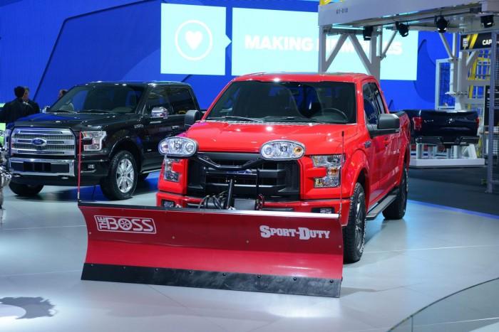 Пикап Ford F-150