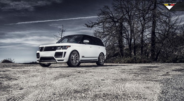 Range Rover Veritas
