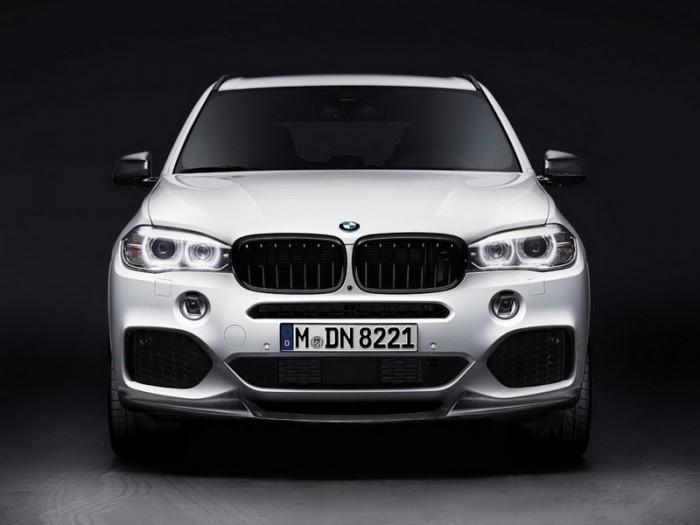 BMW X5M фас