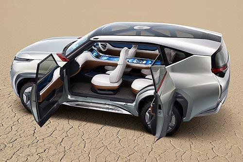 Mitsubishi Concept GC