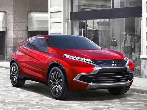 Mitsubishi Concept XR