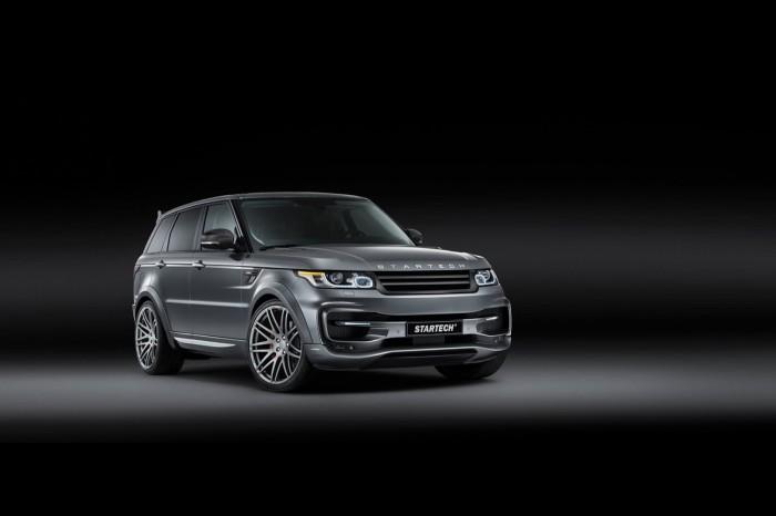Range Rover Sport от Startech