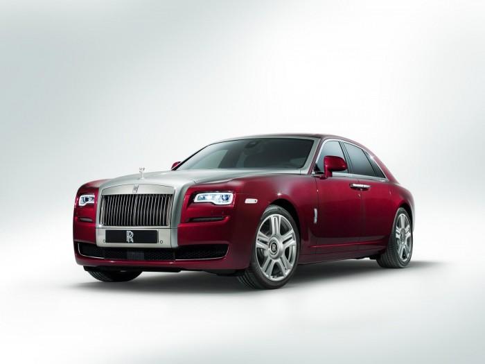 Rolls-Royce все еще думают над кроссовером