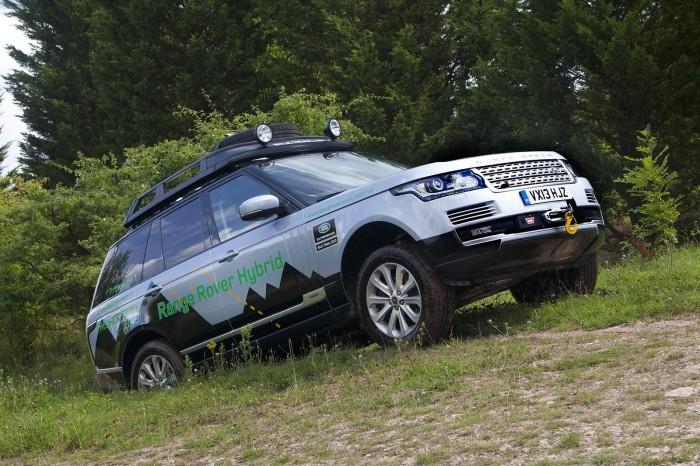 2013 Range Rover Hybrid