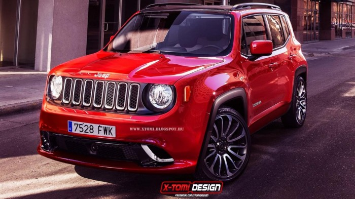 Jeep Renegade SRT
