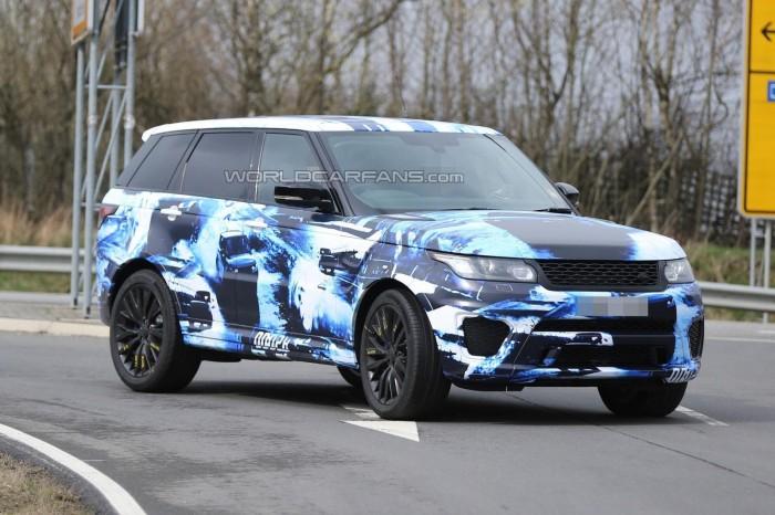 2015 Range Rover Sport RS