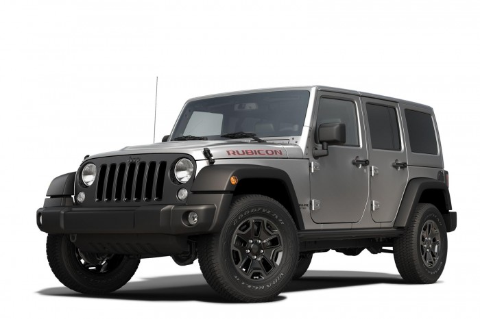 Jeep Wrangler Rubicon X Package
