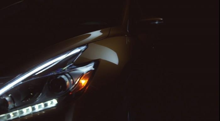 тизер Nissan Murano