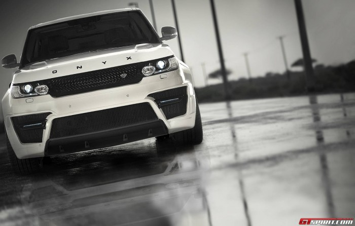 2014 Range Rover Sport San Marino от Onyx Concept